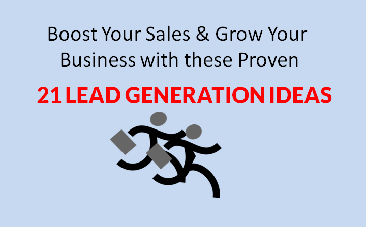 21 Lead Generation Ideas
